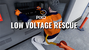 Vr low voltage rescue training
