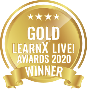 learnx gold award for best use of technology in learning