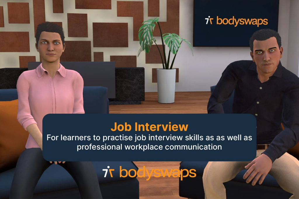 Bodyswaps - Job Interview Simulator