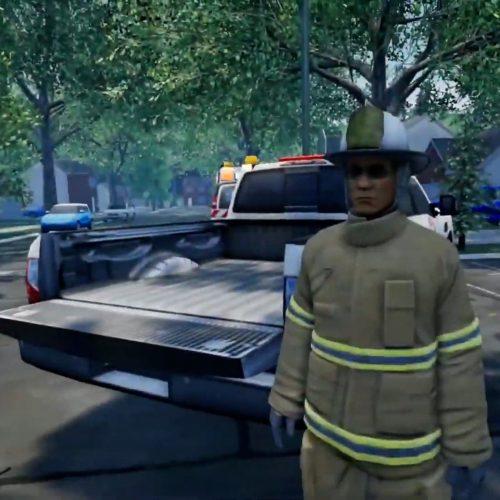 Fire Person